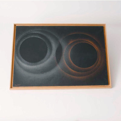 Galerie Insighter Paris by Vanessa Metayer presents Pupino Samona