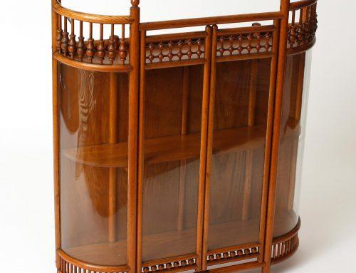 Antique Perfume Cabinet880€