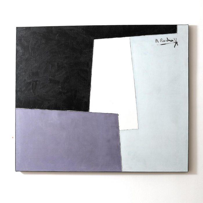 Galerie Insighter Paris by Vanessa Metayer presents René Roche