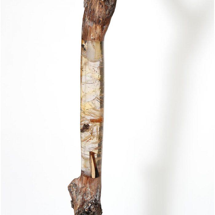 Galerie Insighter Paris by Vanessa Metayer presents Vincent Lajarige sculptures