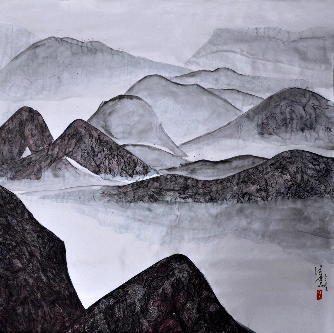 artwork by Wai Hong