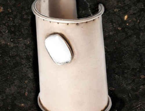 Bracelet 'Manchette' byJacques FathSOLD