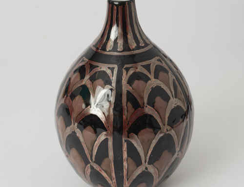 Art Deco vase byCamille Tharaud680€