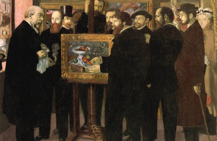 Galerie Insighter loves Maurice Denis