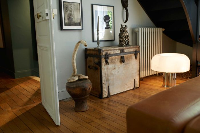 Galerie Insighter Paris by Vanessa Metayer Interior Decoration