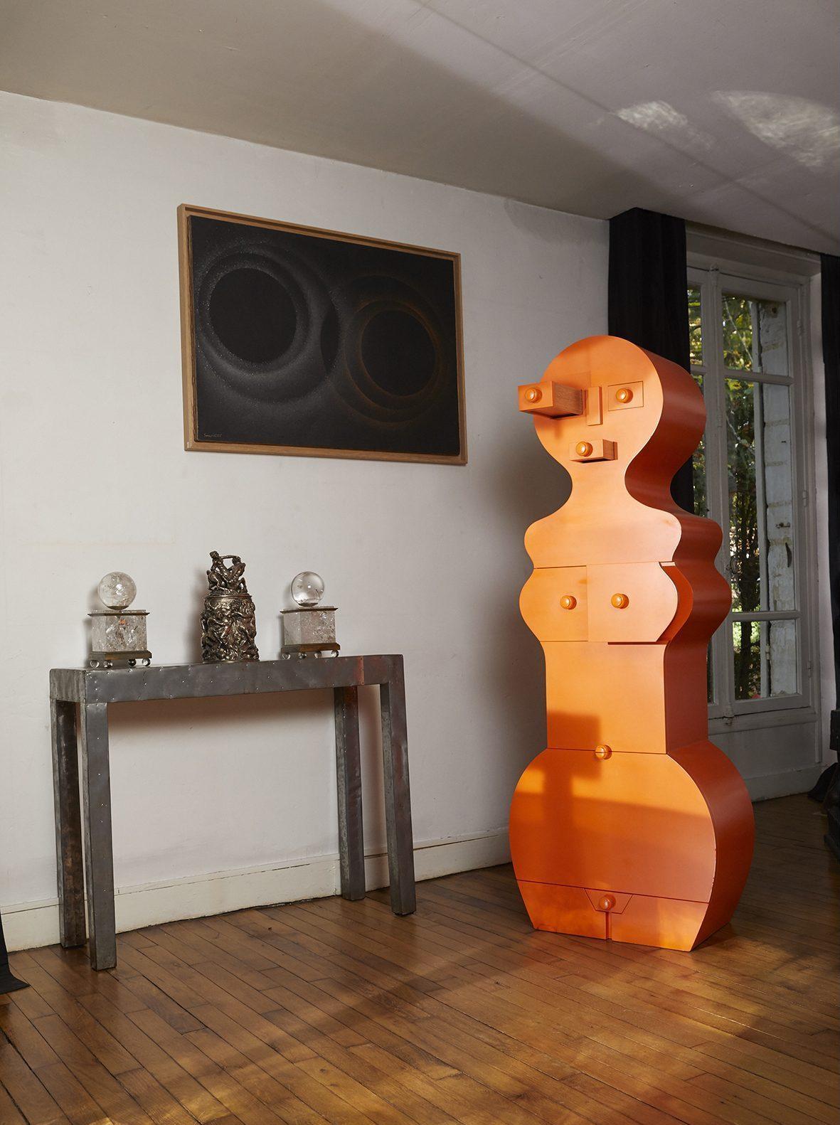 Galerie Insighter Paris by Vanessa Metayer Interiors